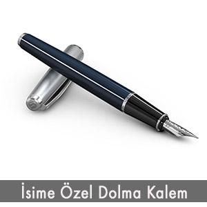 isme özel dolma kalem